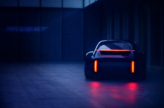 Nová studie elektromobilu posouvá designérskou filozofii značky Hyundai