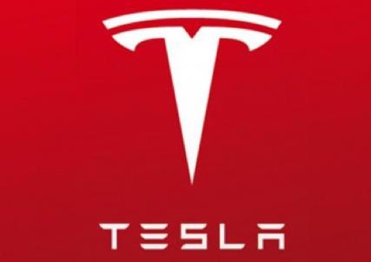auto Tesla logo