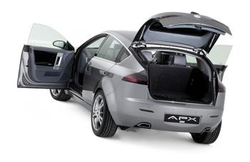 elektromobil Zap-X