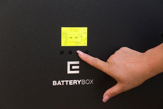 domácí baterie pro fotovoltaické elektrárny ČEZ