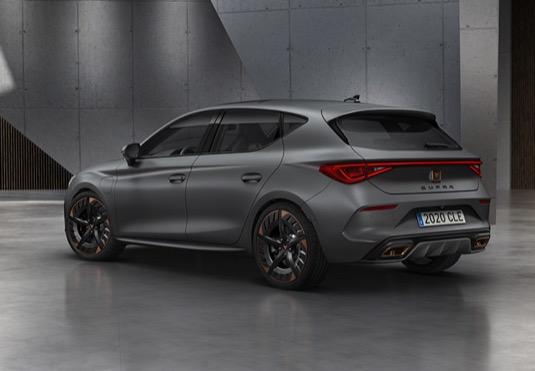 Nový model CUPRA Leon zrychlí z 0 na 100 km/h za méně než 5 sekund