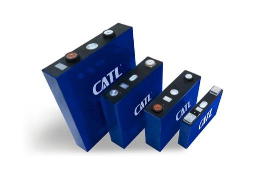 auto baterie CATL Čína výroba Německo