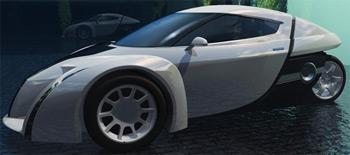 Elektromobil Zap Alias