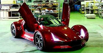 elektromobil K.08
