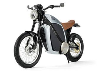 Elektrická motorka Brammo