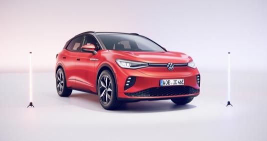 elektromobil Volkswagen ID.4 GTX