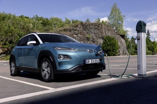 auto elektromobily Hyundai Kona Electric
