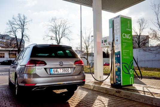 Vše, co funguje na zemní plyn, funguje i na BioCNG, protože biometan má stejné složení