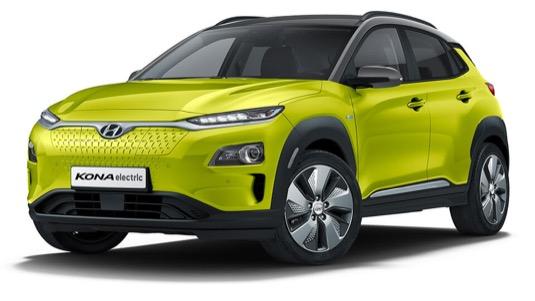 auto Hyundai Kona Electric