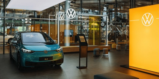 auto elektromobily Volkswagen ID Store