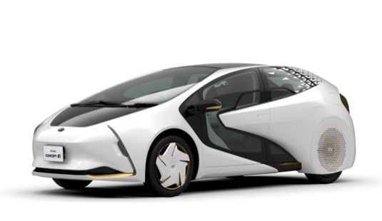 Concept-i s charakteristickou high-tech siluetou má ambice přilákat ke hrám svojí přítomností ještě více pozornosti, protože poslouží jako provozní vozidlo štafety olympijské pochodně a vedoucí vozidlo maratonského běhu.<br />