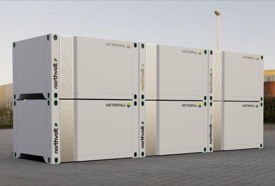 baterie Northvolt Voltpack Mobile System