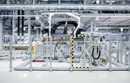 V Cvikově vzniká největší a nejproduktivnější závod na výrobu elektromobilů v Evropě. 400 předsériových vozů ID.3 bylo již vyrobeno.