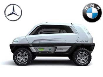 Mila Alpin pro BMW a Mercedes