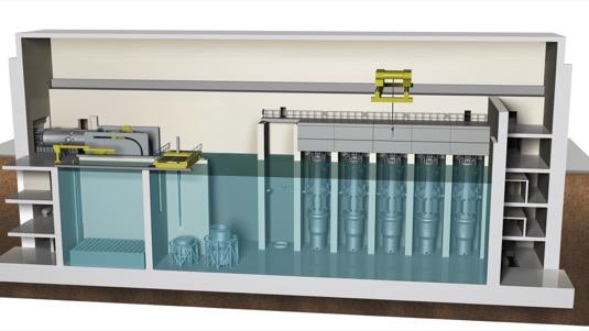 NuScale Power je americká soukromá společnost, která navrhuje a prodává malé modulární jaderné reaktory. Sídlo společnosti je v Tigardu ve státě Oregon ve Spojených státech.