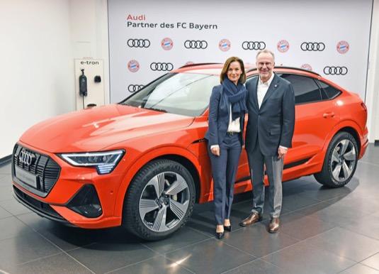 Audi a FC Bayern Mnichov kráčí do budoucnosti společně. Obě prémiové značky tvoří od roku 2002 silný tým a nyní své partnerství prodloužily až do roku 2029 a rozšířily jeho záběr.