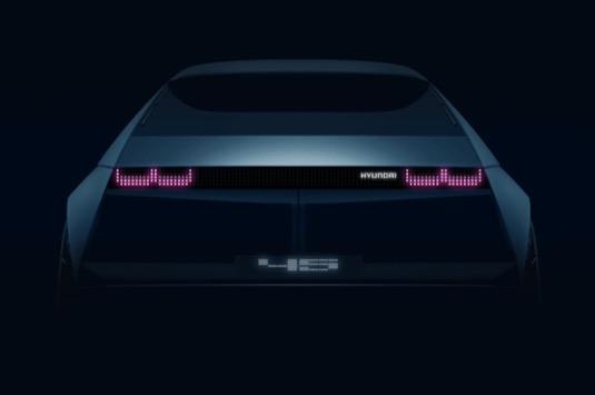 Nový koncepční vůz naznačí budoucí design elektromobilů společnosti Hyundai