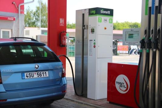 Bonett v roce 2019 obhájil pozici největšího ryze soukromého prodejce stlačeného zemního plynu pro dopravu v České republice.