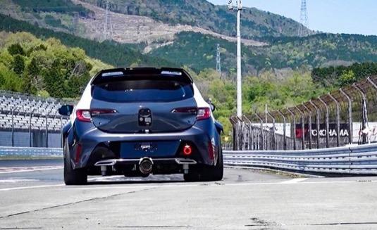 Távodní oddělení Toyoty GAZOO Racing Company chce speciálně upravený model Toyota Corolla nasadit na 24hodinový vytrvalostní závod série SuperTaikyu - Fuji SUPER TEC 24 Hour Race, který se uskuteční na konci května.<br />