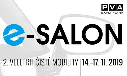 auto elektromobily e-Salon veletrh soutěž