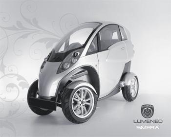 elektromobil Lumeneo Smera