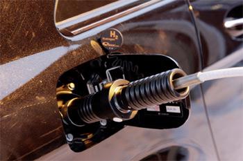 Mercedes-Benz palivové články