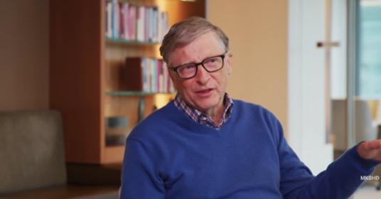 Bill Gates rozhovor