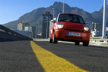 Elektromobil Think City