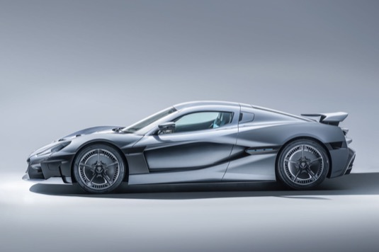 auto elektromobil Rimac Concept_Two
