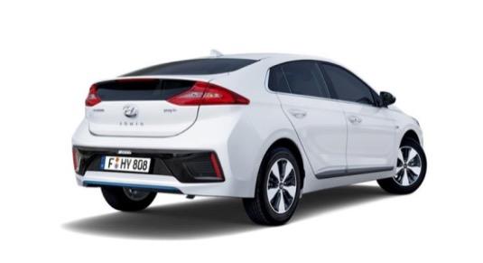 auto Hyundai Ioniq Electric