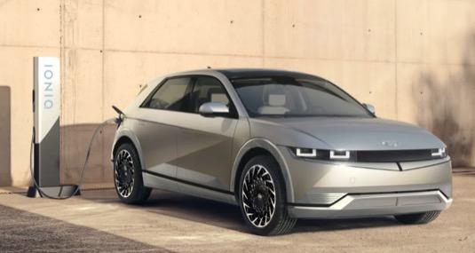 auto elektromobil Hyundai Ioniq 5