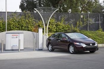 Honda energetická stanice