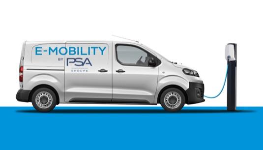V nabídce budou dvě úrovně dojezdu elektrických dodávek Peugeot, Citroën, Opel a Vauxhall - 200 nebo 300 km.