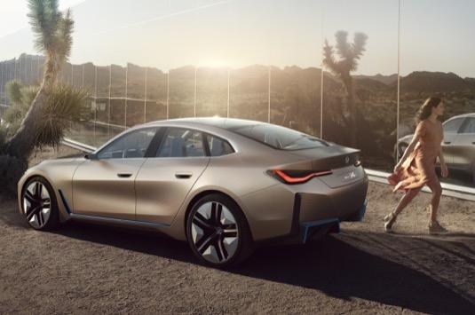 auto elektromobil BMW i3