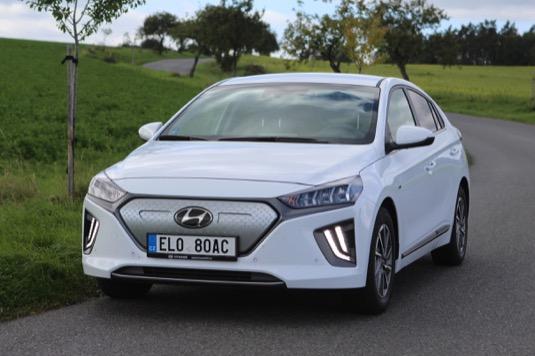 Hyundai IONIQ Electric se stal automobilem s nejekonomičtějším pohonem na trhu