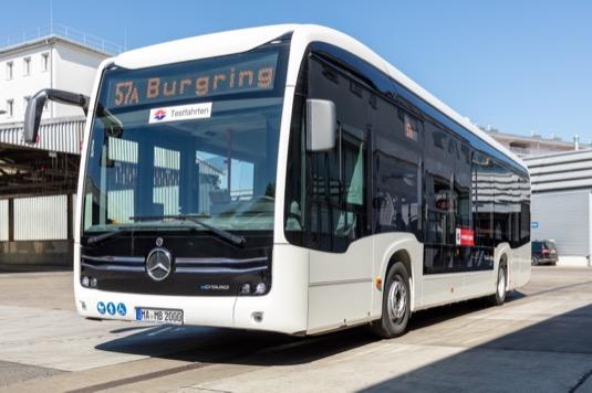 Všechna nová vozidla budou cestující vozit nejpozději do roku 2027. Celková investice přesáhne 50 milionů eur. Součástí příprav je i aktuální test elektrobusu eCitaro.<br />