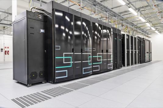 Výpočetní kapacita vysoce výkonného počítače v závodě v Mladé Boleslavi činí dva petaFLOPS, v budoucnu vzroste na 15 petaFLOPS