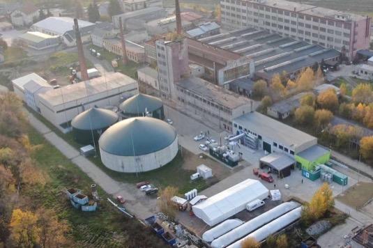 EFG Rapotín BPS splnila všechny požadavky certifikačního auditu ověření nízké produkce skleníkových plynů při výrobě a použití biopaliv.