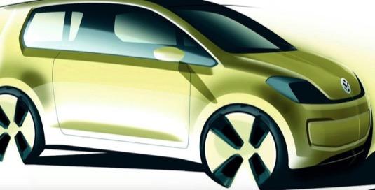 auto elektromobil Volkswagen ID.1