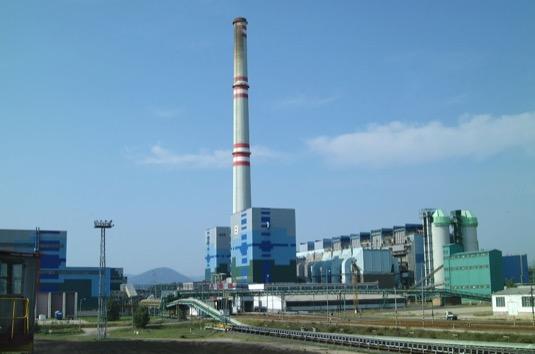 uhelná elektrárna Prunéřov I.
