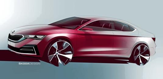 Čtvrtá generace nejprodávanějšího modelu v historii značky Škoda bude díky novému designovému jazyku značky výrazně emocionálnější a bude spojovat kompaktní rozměry s velkorysou prostorností.
