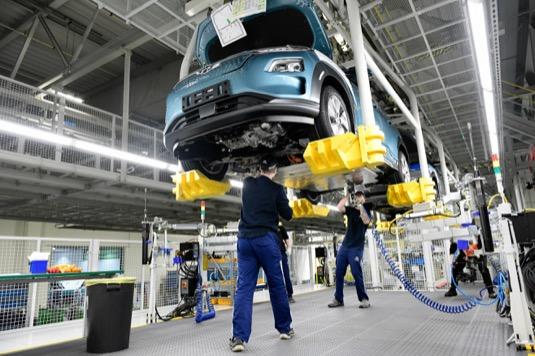 Výroba elektromobilu Hyundai Kona Electric v České republice bude určena pro významné evropské trhy, kterými jsou Německo, Francie, Holandsko, Norsko, Česká republika, Slovensko a Polsko.