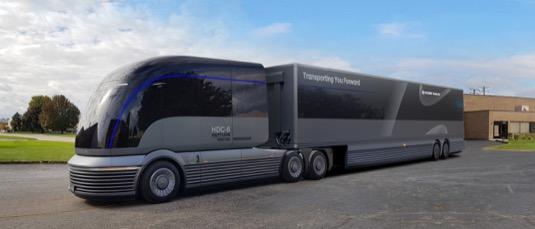 Oba koncepty jsou ukázkou produktů strategického plánu Fuel Cell Electric Vehicle (FCEV) 2030 Vision, zaměřeného na široké využití techniky palivových článků na vodík.