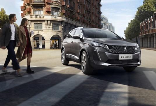 """Dongfeng Peugeot přebírá nové ikonické logo lva a představuje svou novou strategii: """"designed by Peugeot made for China"""""""