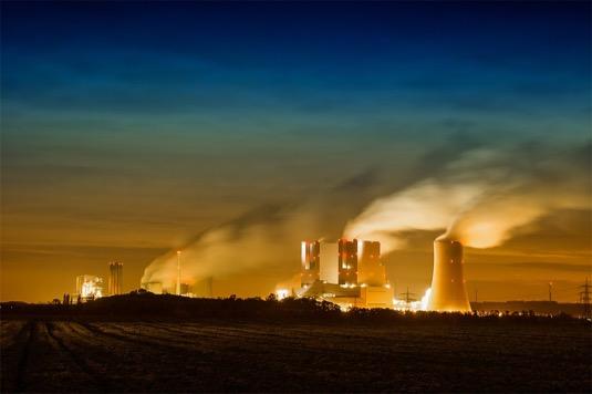 uhelná elektrárna RQW