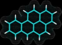 Obr 1 – příklad polyaromatického uhlovodíku: benzo(a)pyren