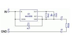 Použití lineárního stabilizátoru jako zdroj konstantního proudu