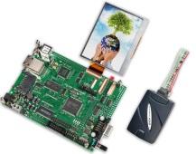 Možnosti řízení TFT displejů pomocí mikrokontrolérů