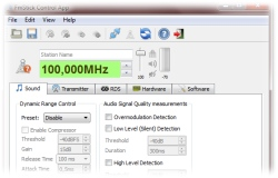 Projekt digitálního USB vysílače