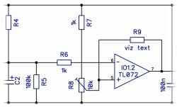 Audio detektor